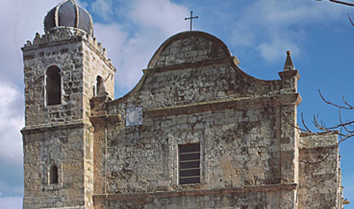 Sagama, chiesa di San Gabriele Arcangelo