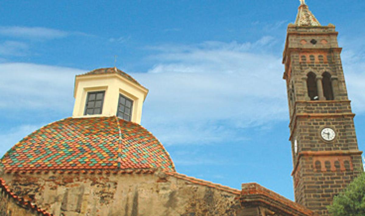 Milis, chiesa di San Sebastiano