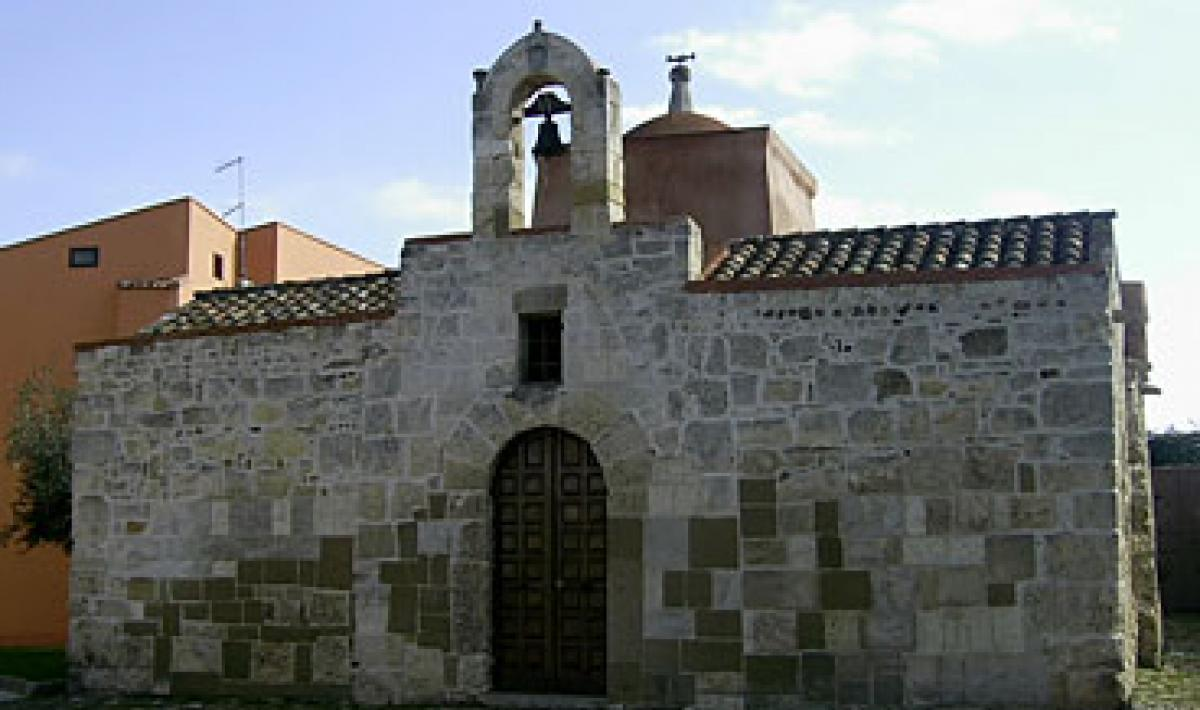 Assemini, chiesa di San Giovanni