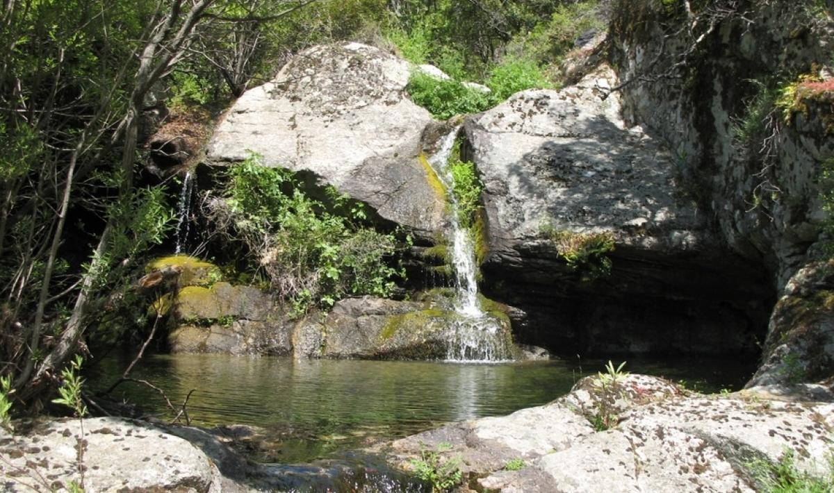 Cascata Sos Golleos - Lodè
