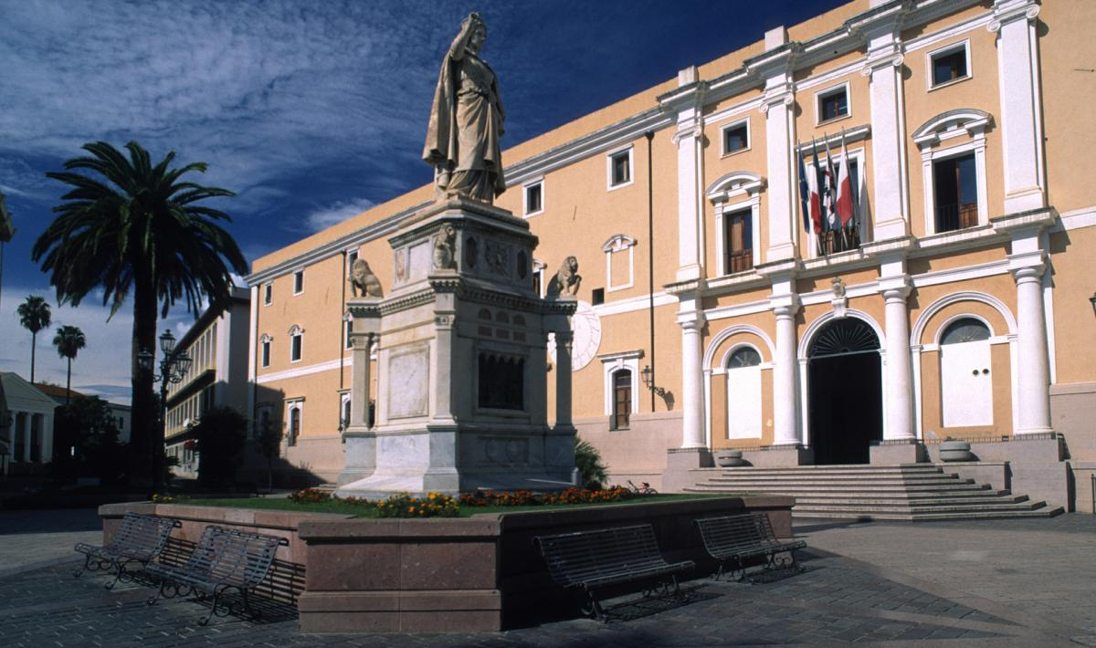 Piazza Eleonora d'Arborea - Oristano
