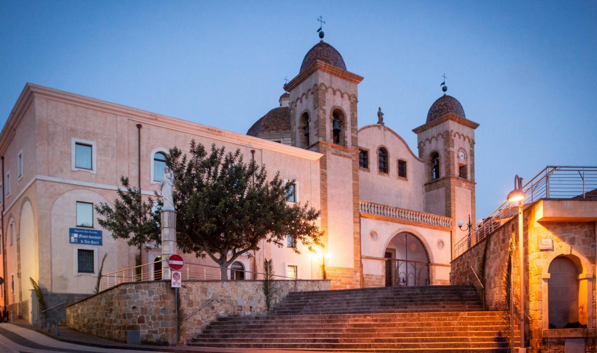 Cattedrale dei santi Pietro e Paolo - Ales