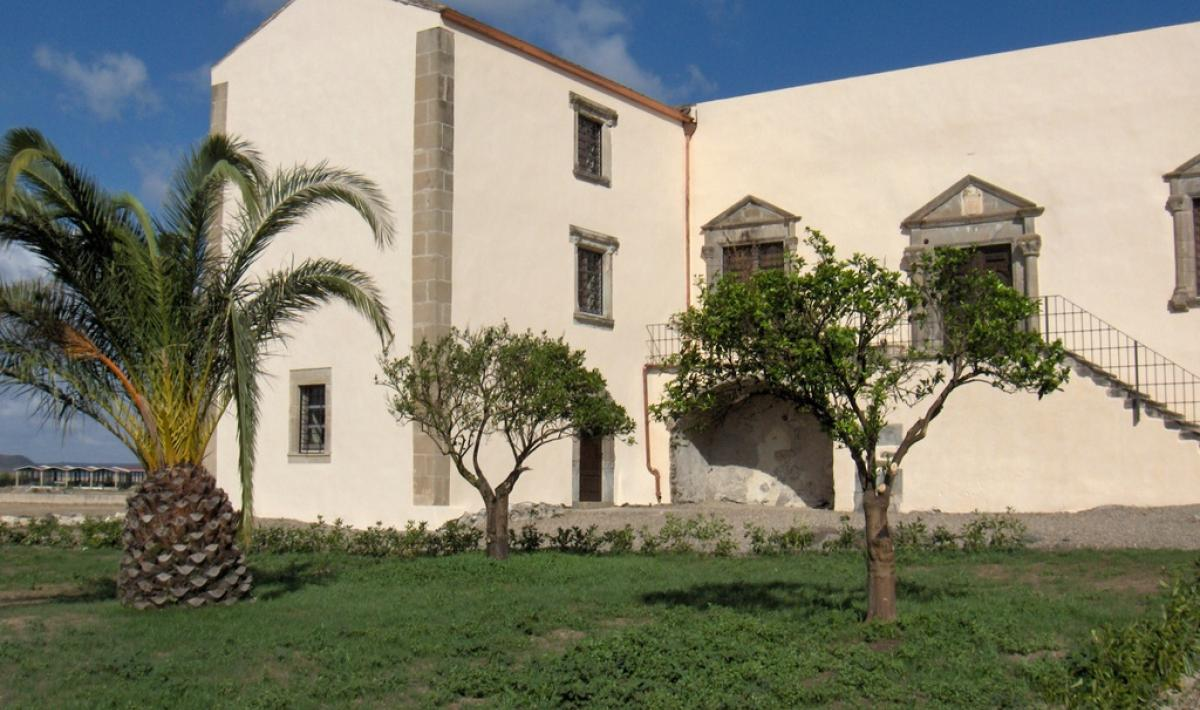 Casa Zapata, esterno - Barumini
