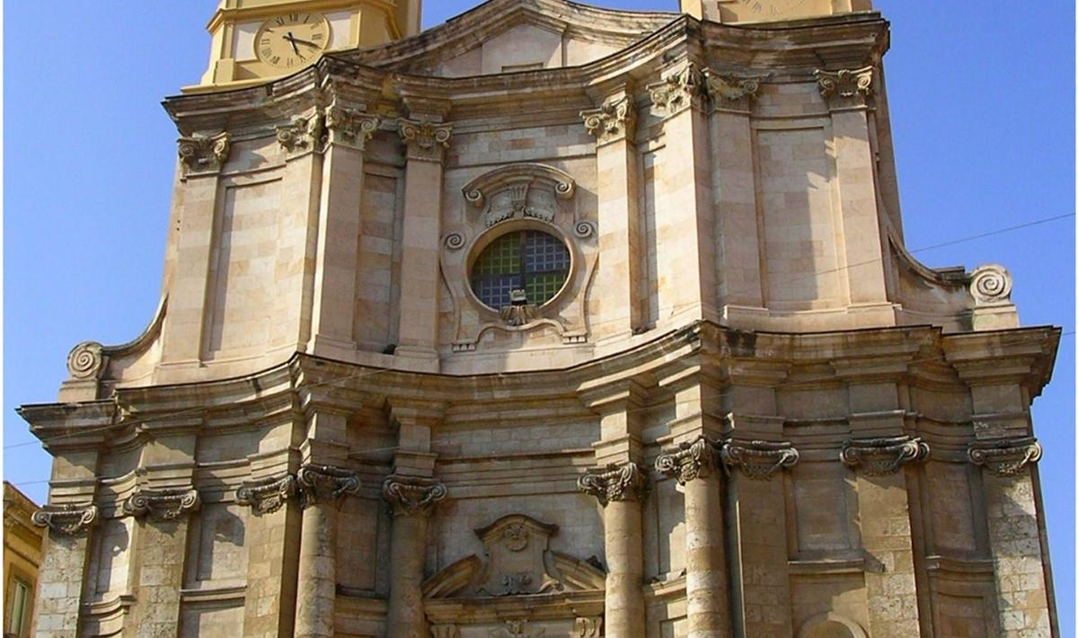 Chiesa di sant'anna - Cagliari