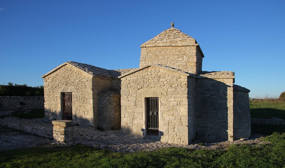Chiesa di Santa Maria Iscalas - Cossoine