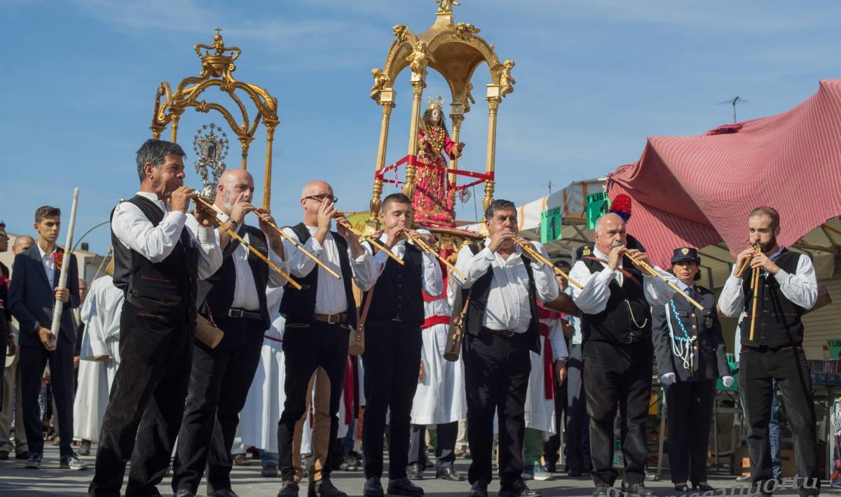 Processione di santa Greca - Decimomannu
