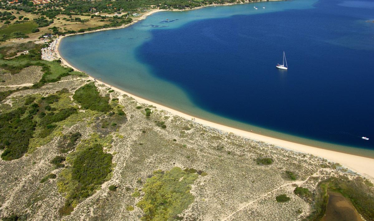Spiaggia di Costa Serena