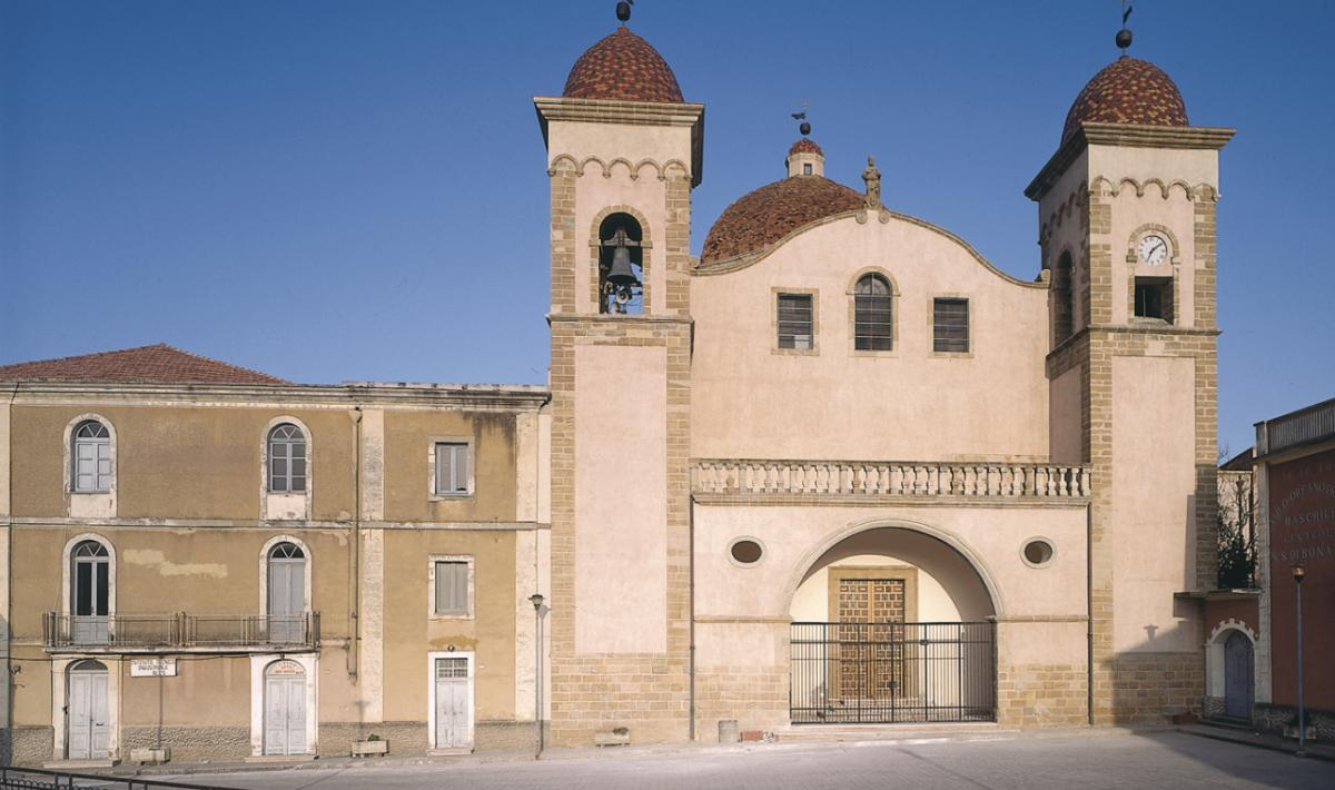 Cattedrale di Ales; The Cathedral of Ales