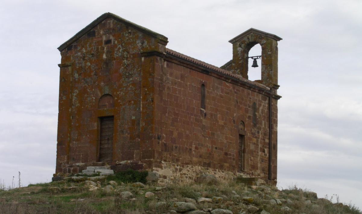 Chiesa di san Saturnino - Benetutti