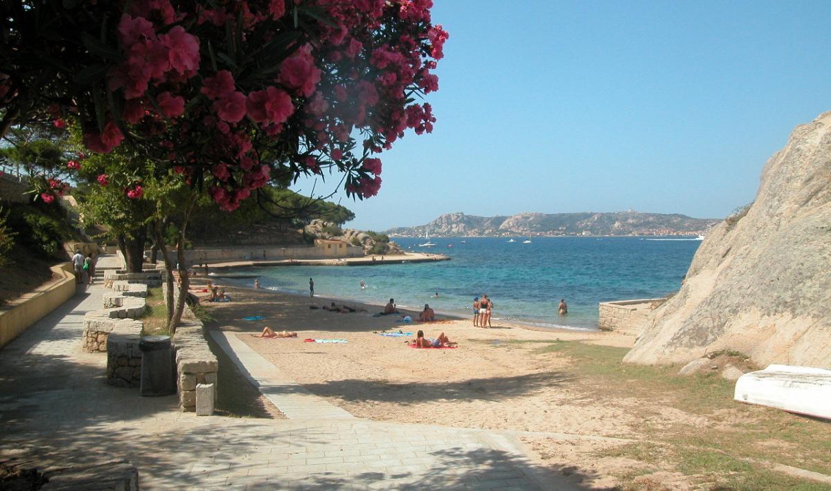 Spiaggia di Palau Vecchio