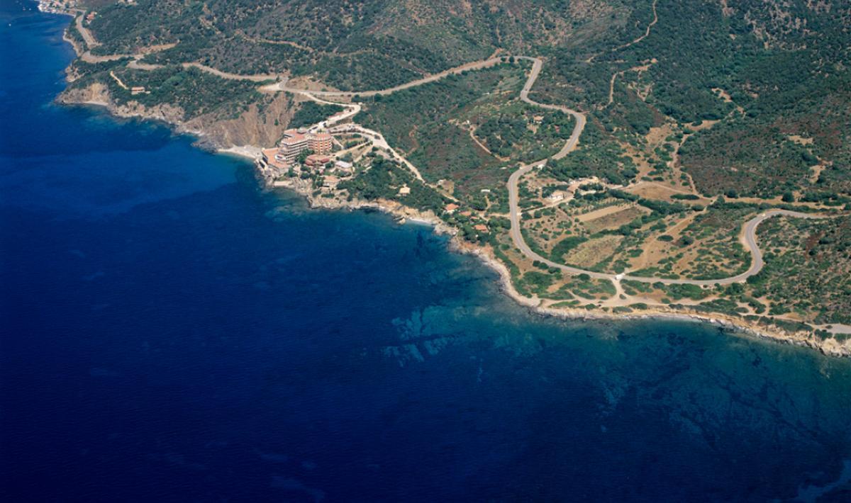 Teulada, litorale Sa Canna; The seashore of Sa Canna, Teulada