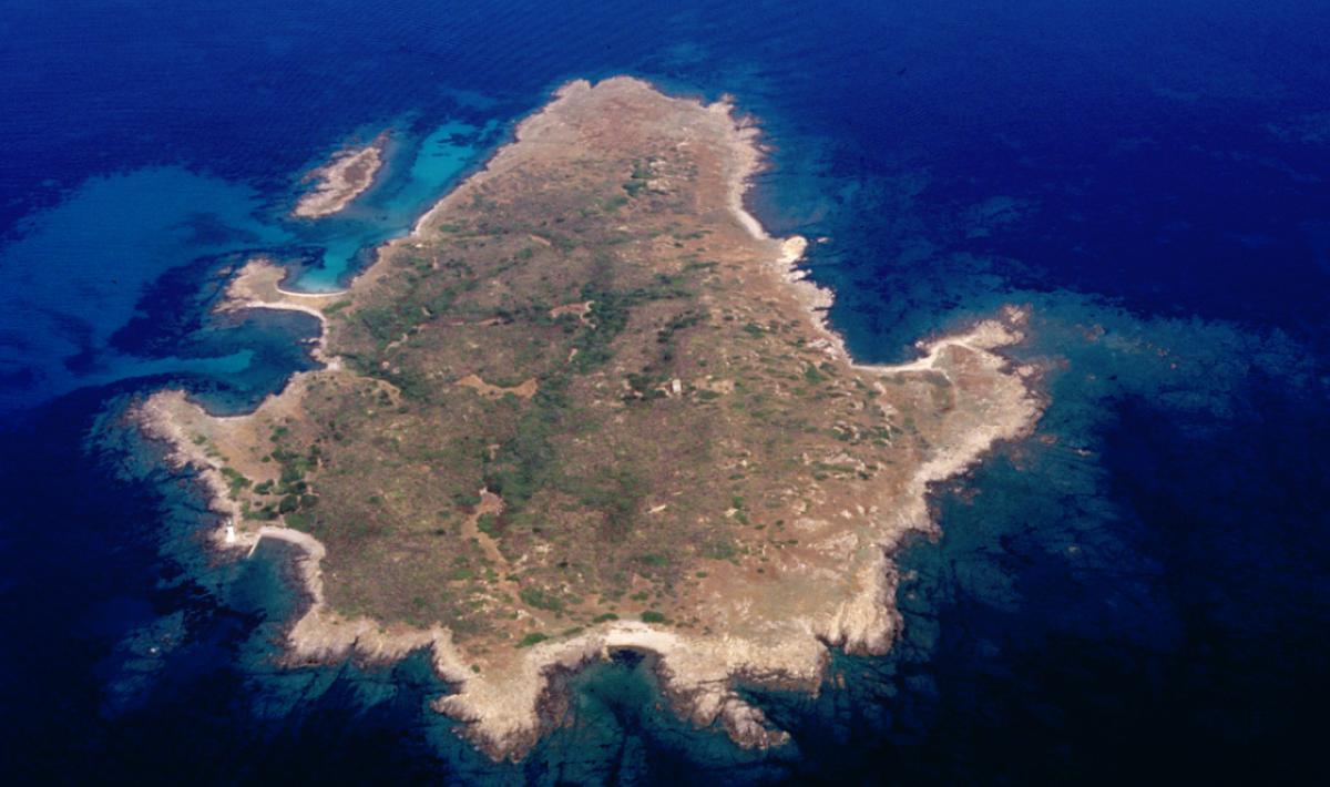 Arcipelago de La Maddalena, l'Isola delle Bisce