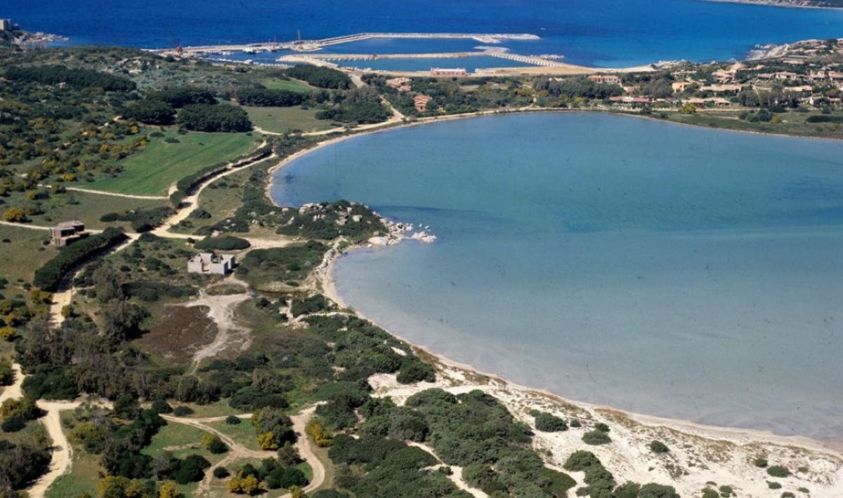 Muravera, spiaggia delle Ginestre; Ginestre beach