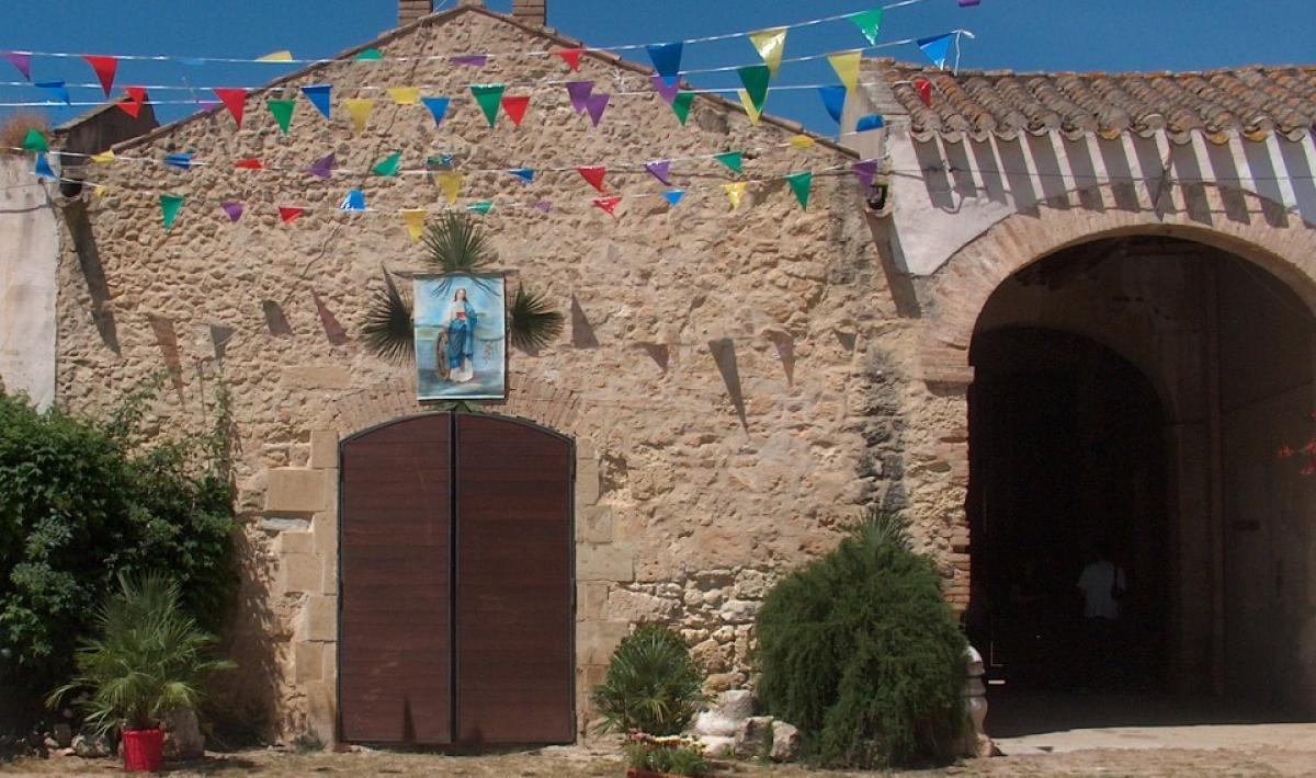 Chiesa di santa Caterina - Elmas