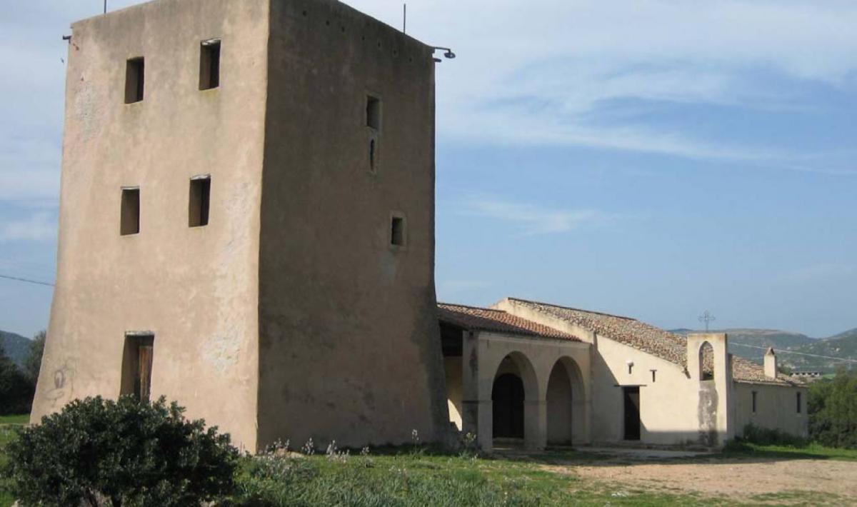 Teulada, torre di Sant'Isidoro; The Tower of Sant'Isidoro, Teulada