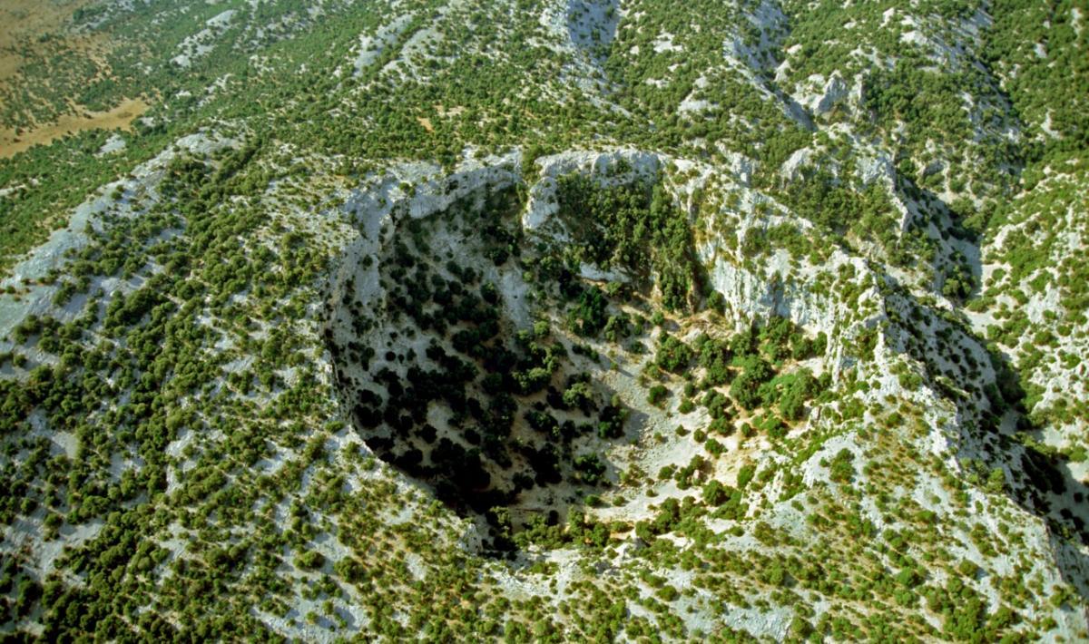 Dolina su Suercone - Orgosolo