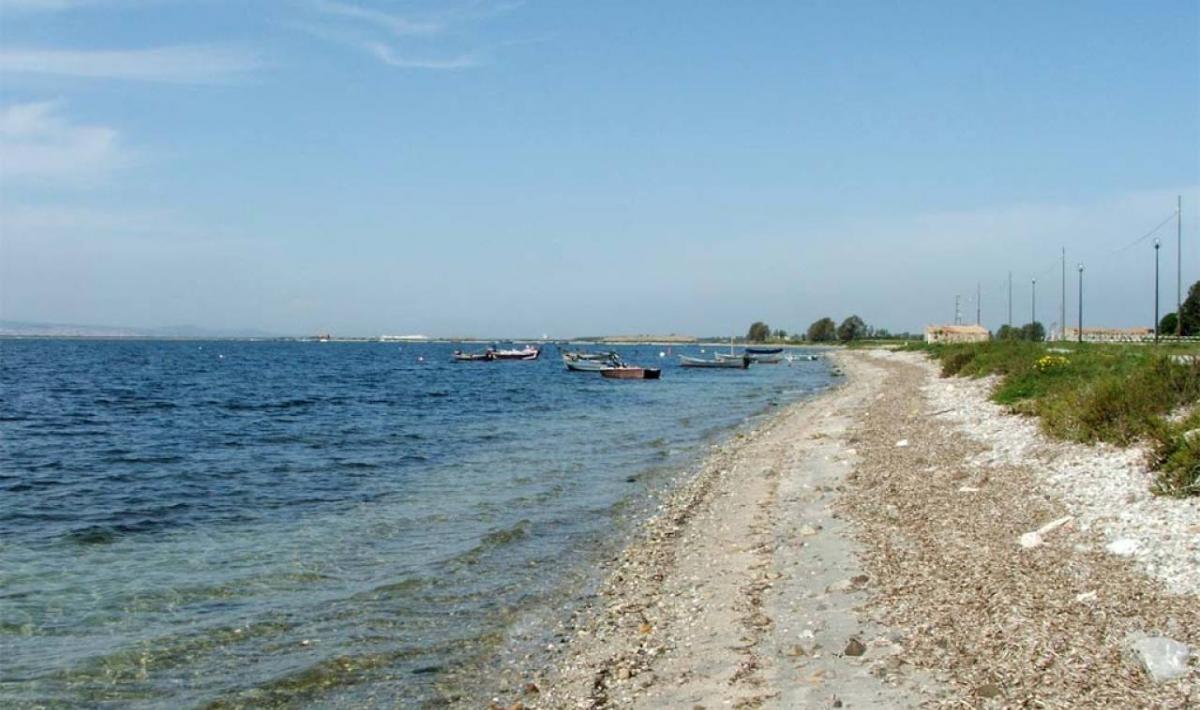 Porto Botte, spiaggia - Giba