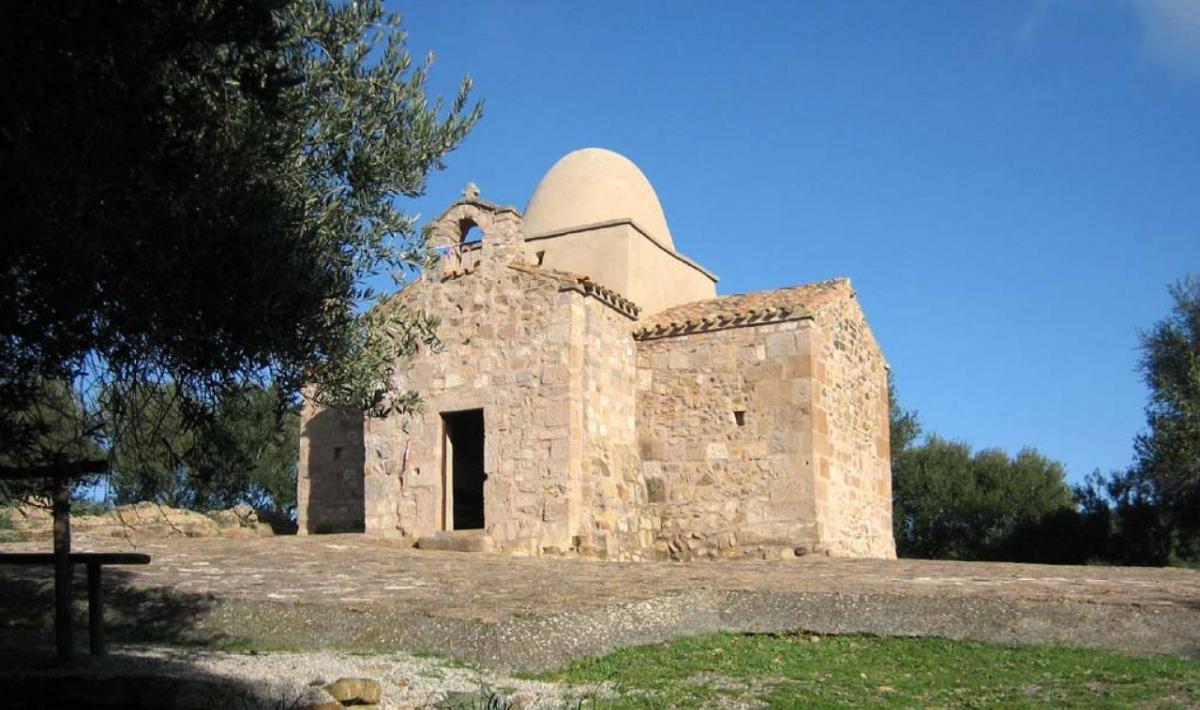 Chiesetta di sant'Elia di Tattinu - Nuxis