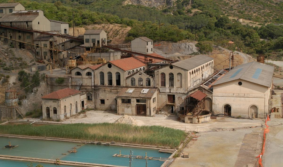 Miniere di Montevecchio - Guspini