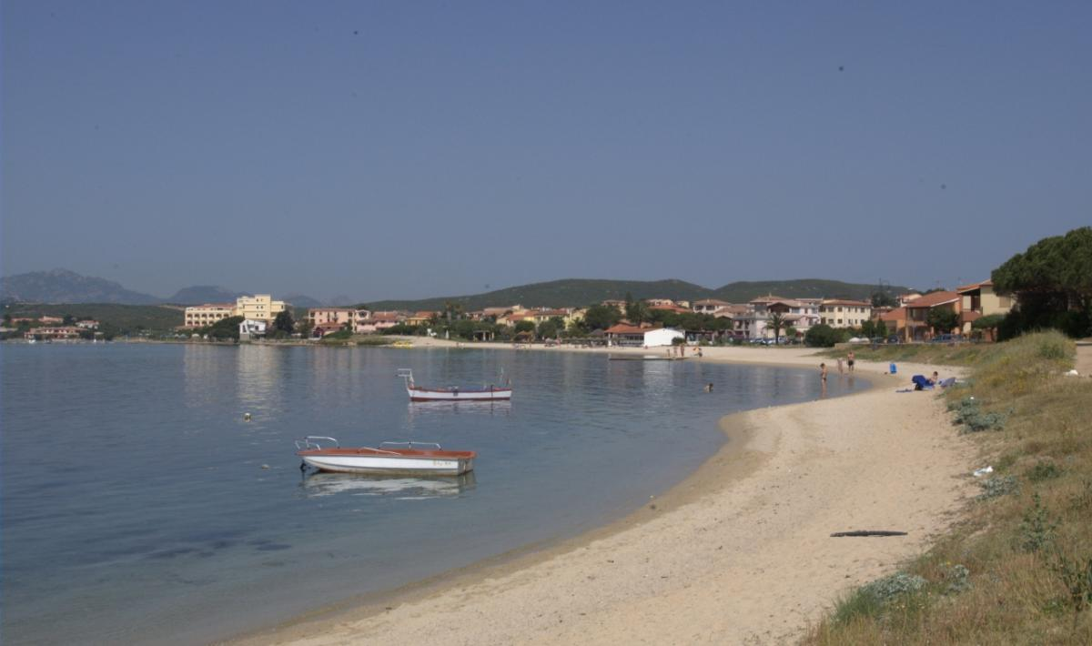 Spiaggia di Golfo Aranci; The Beach of Golfo Aranci