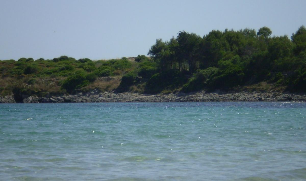 Carloforte, il mare di Guidi; Carloforte, the sea of Guidi