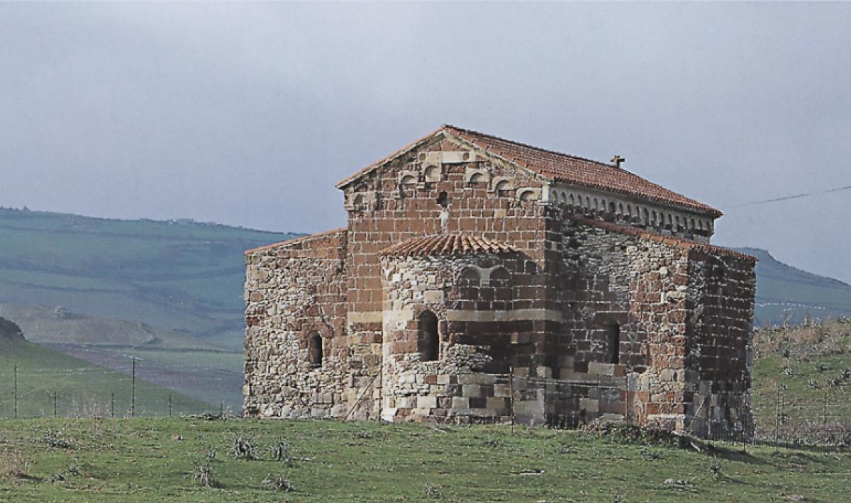 Chiaramonti, chisa di Santa Maria Maddalena; The Church of Santa Maria Maddalena, Chiaramonti