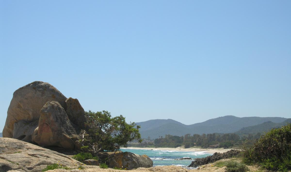Cala di Monte Turno - Castiadas