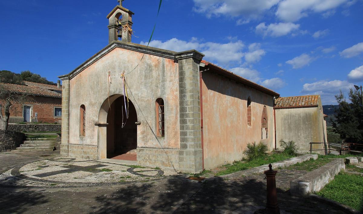 Chiesa di san Serafino - Ghilarza