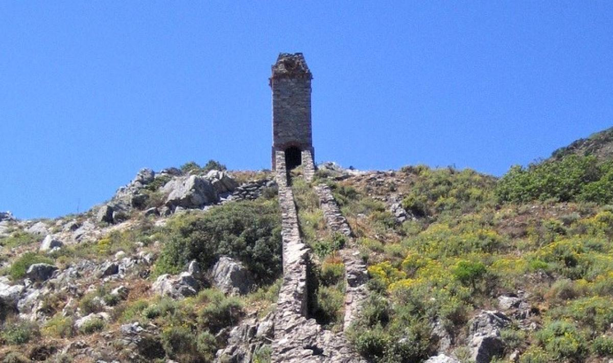 Pozzo minerario Malacalzetta - Iglesias