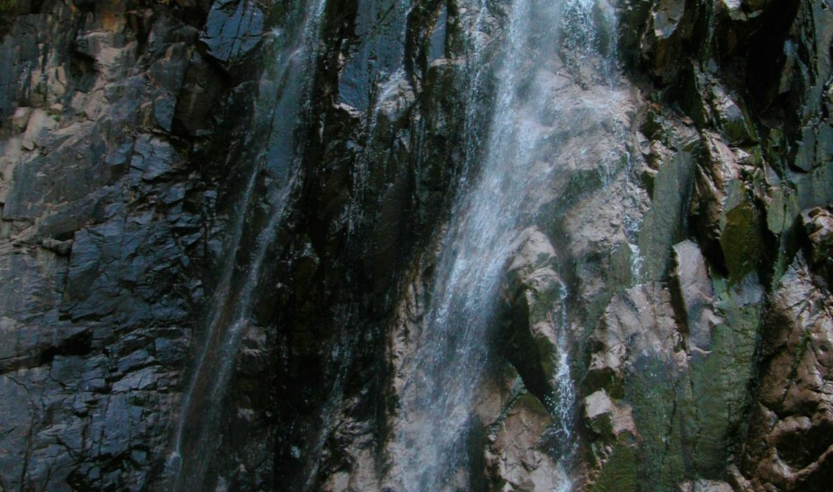 Cascata Muru Mannu - Gonnosfanadiga