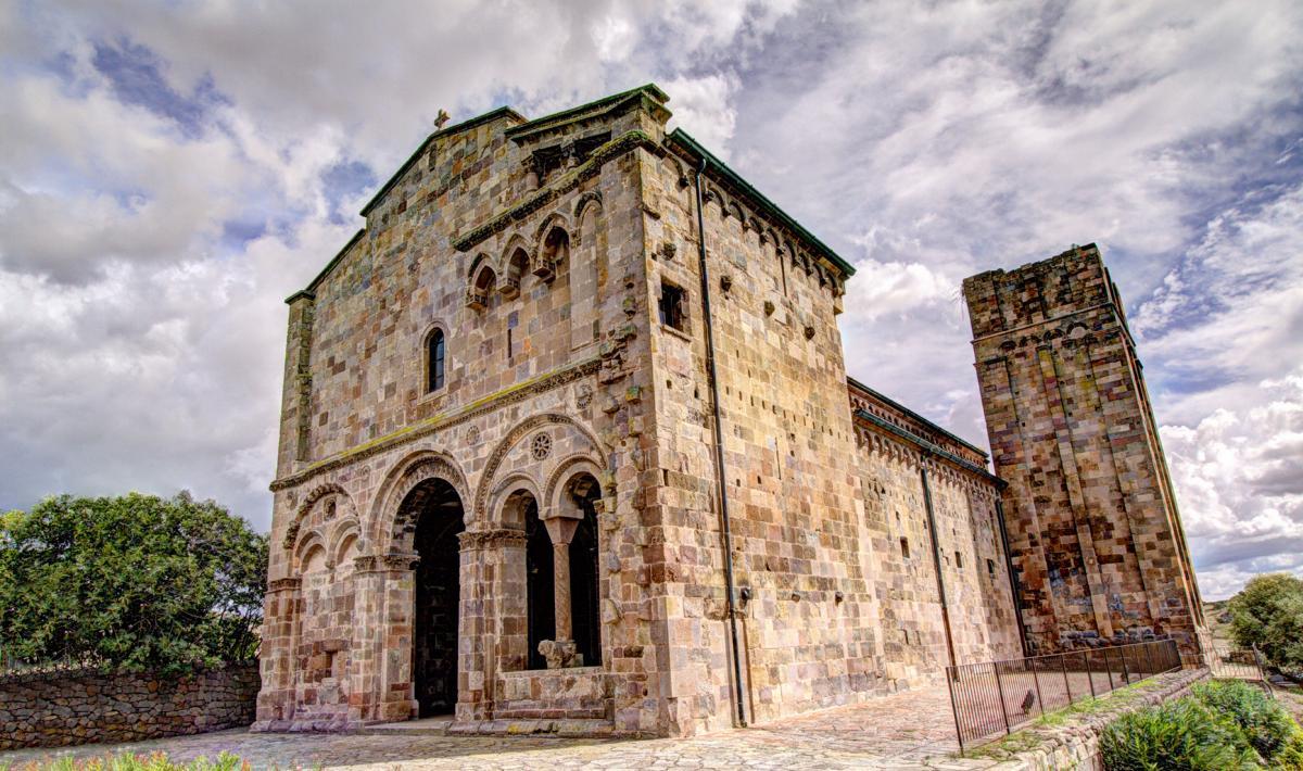 Chiesa di Sant'Antioco di Bisarcio - Ozieri