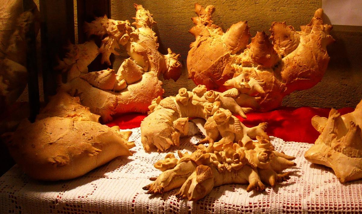 Pane tipico di Villaurbana