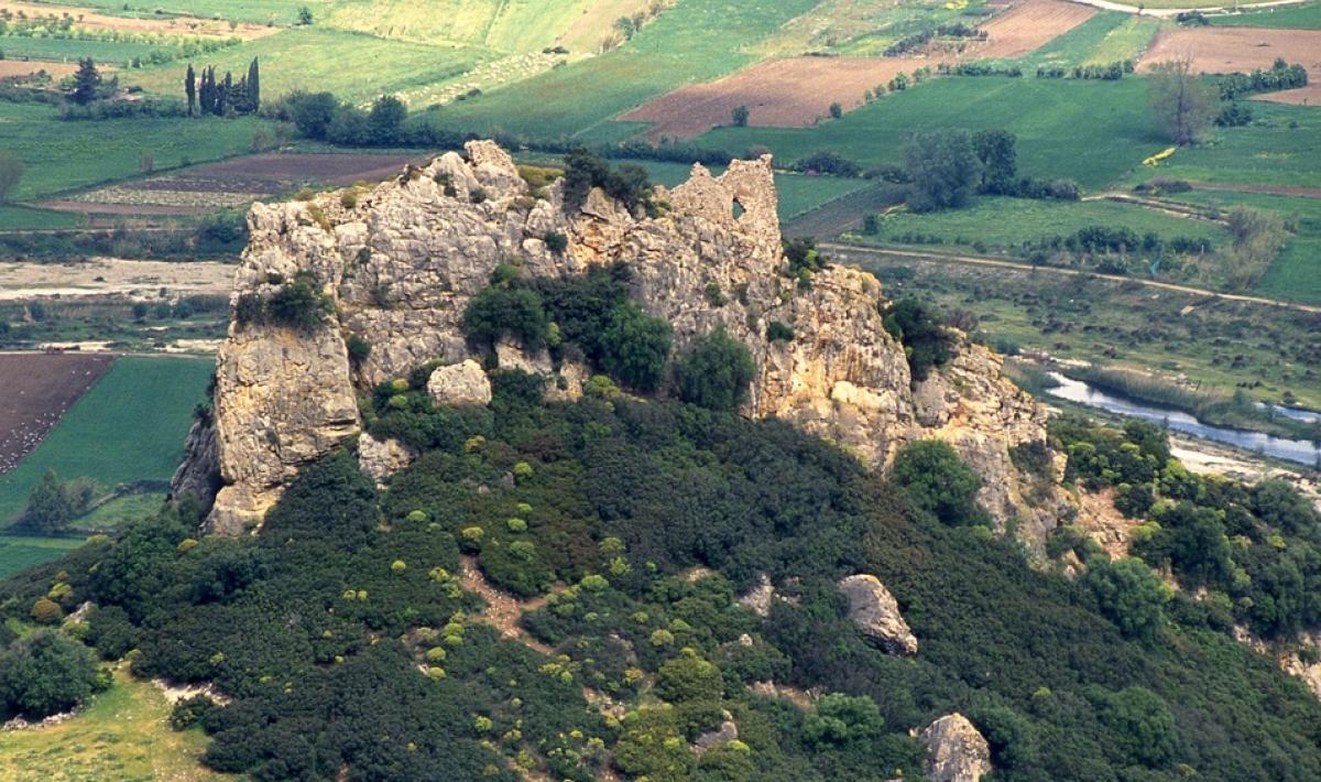 Castello di Pontes - Galtellì