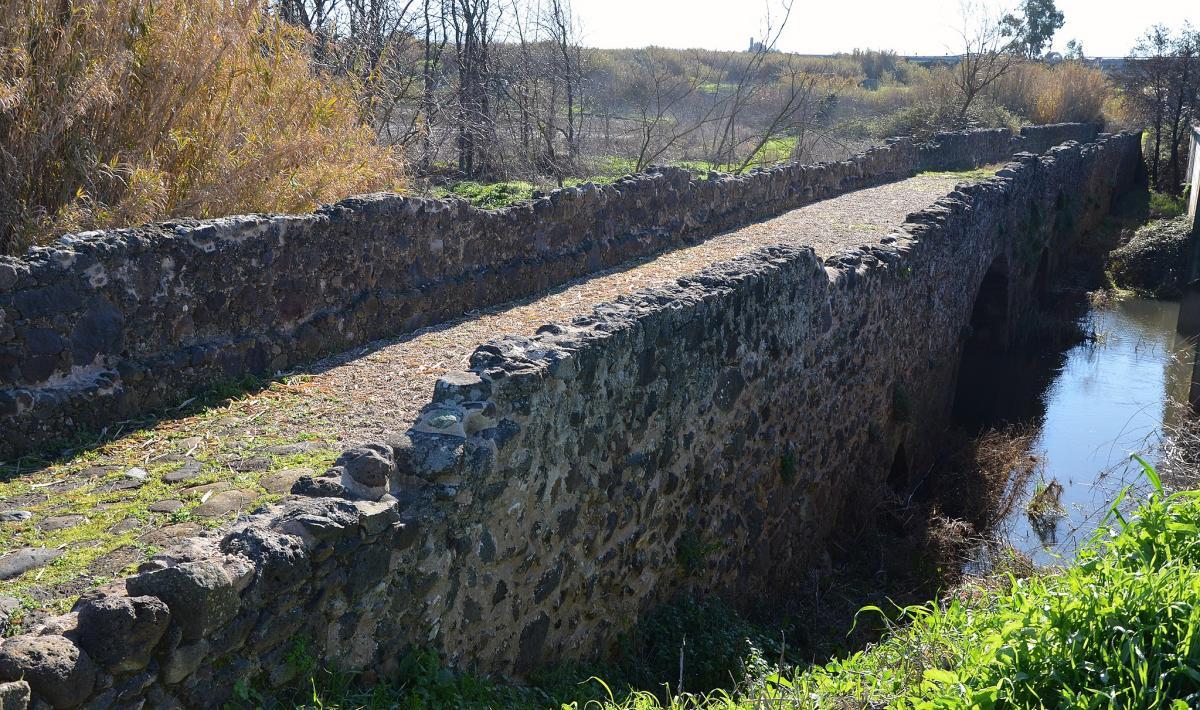 Ponte Romano - Tramatza