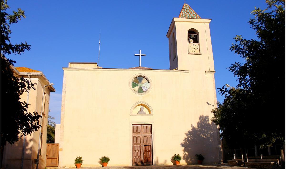Parrocchiale di san Lucifero - Vallermosa