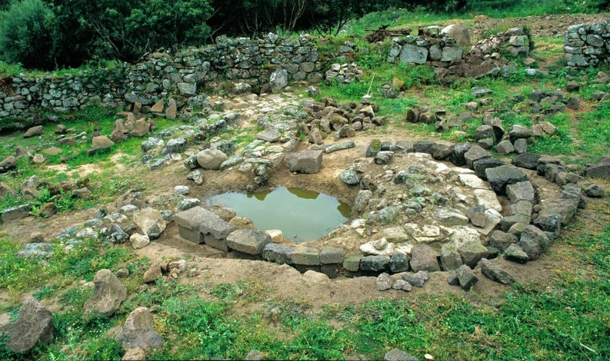 Santuario di Abini - Teti