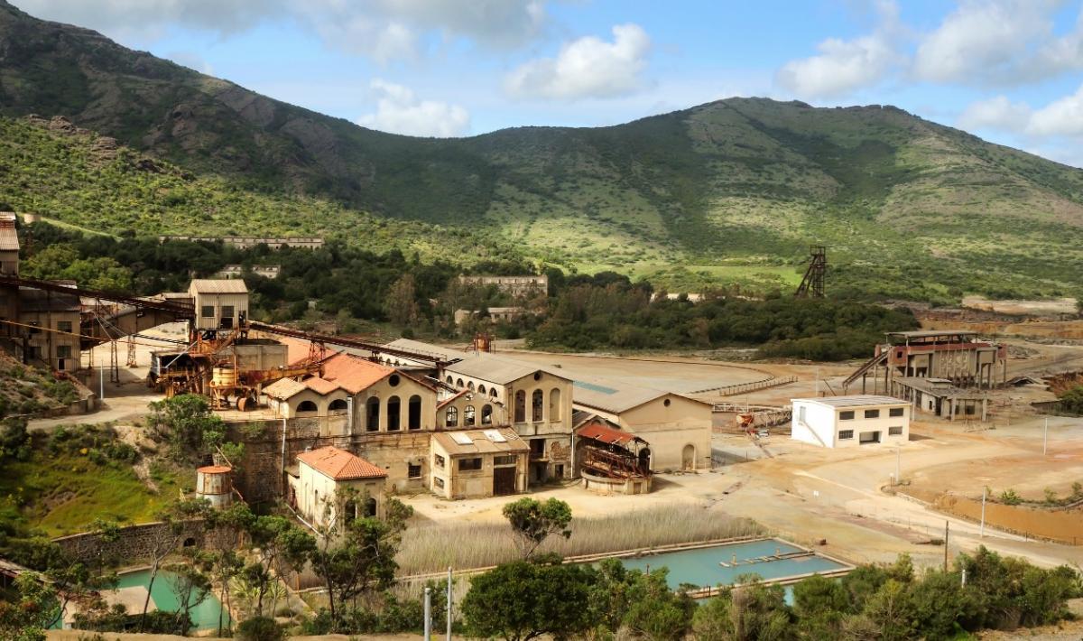 Miniera di Montevecchio - Costa Verde