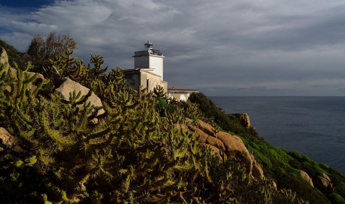 Faro di Capo Ferrato - Muravera