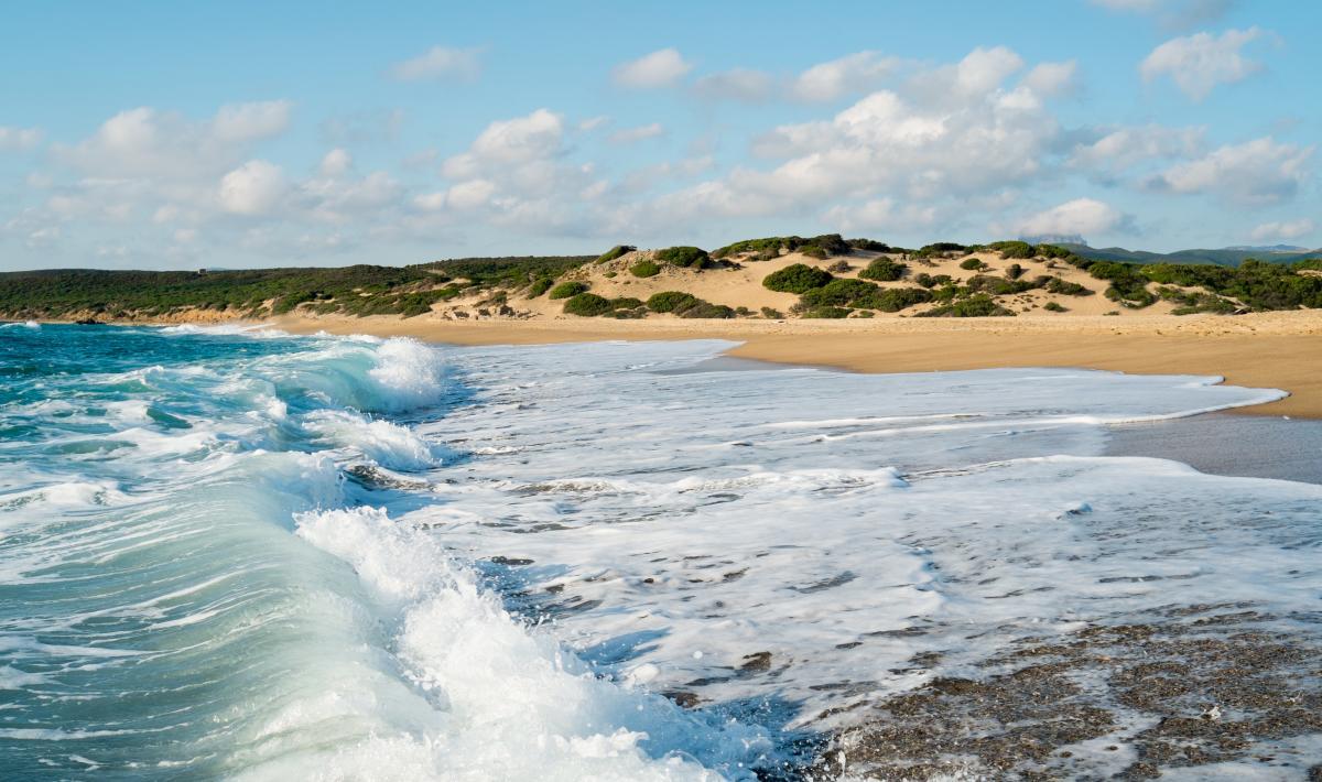 Spiaggia di Piscinas - Costa Verde