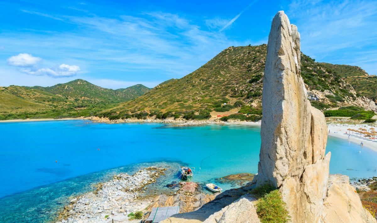 Punta Is Molentis - Villasimius