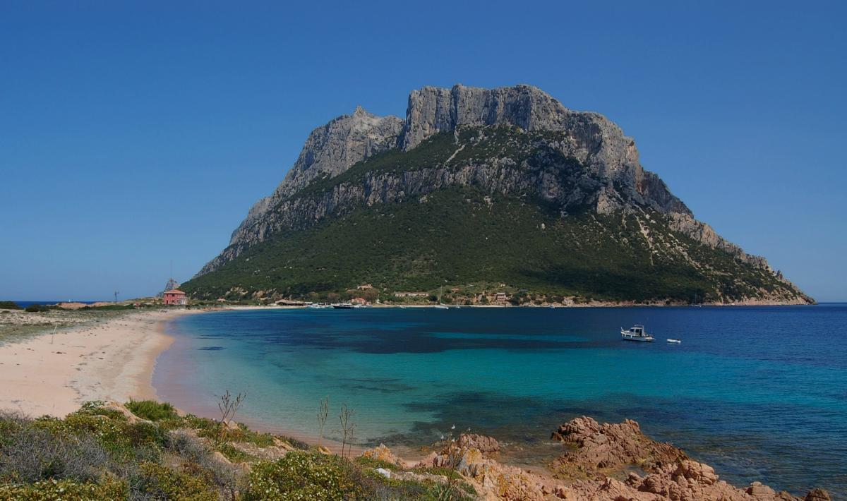 Tavolara sardegnaturismo sito ufficiale del turismo for Isola che da il nome a un golfo della sardegna