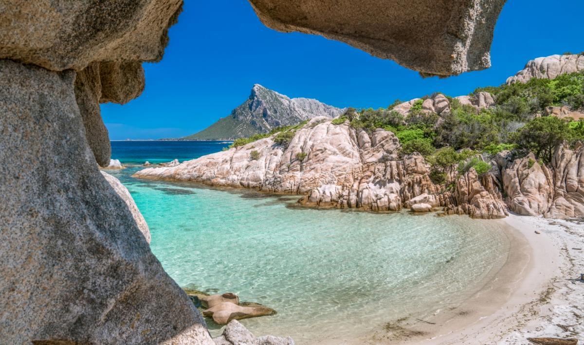 Spiaggia delle Vacche - San Teodoro