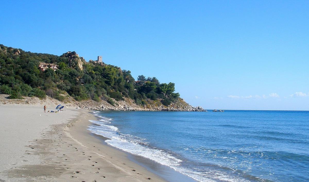 Spiaggia di Colostrai - Muravera