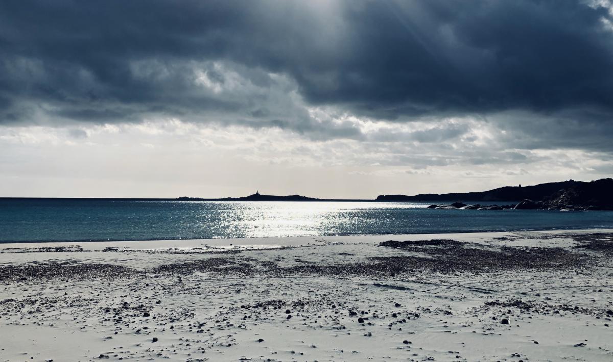 Spiaggia is Traias - Villasimius