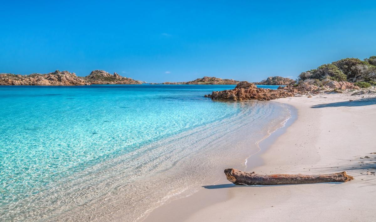 spiaggia del cavaliere budelli