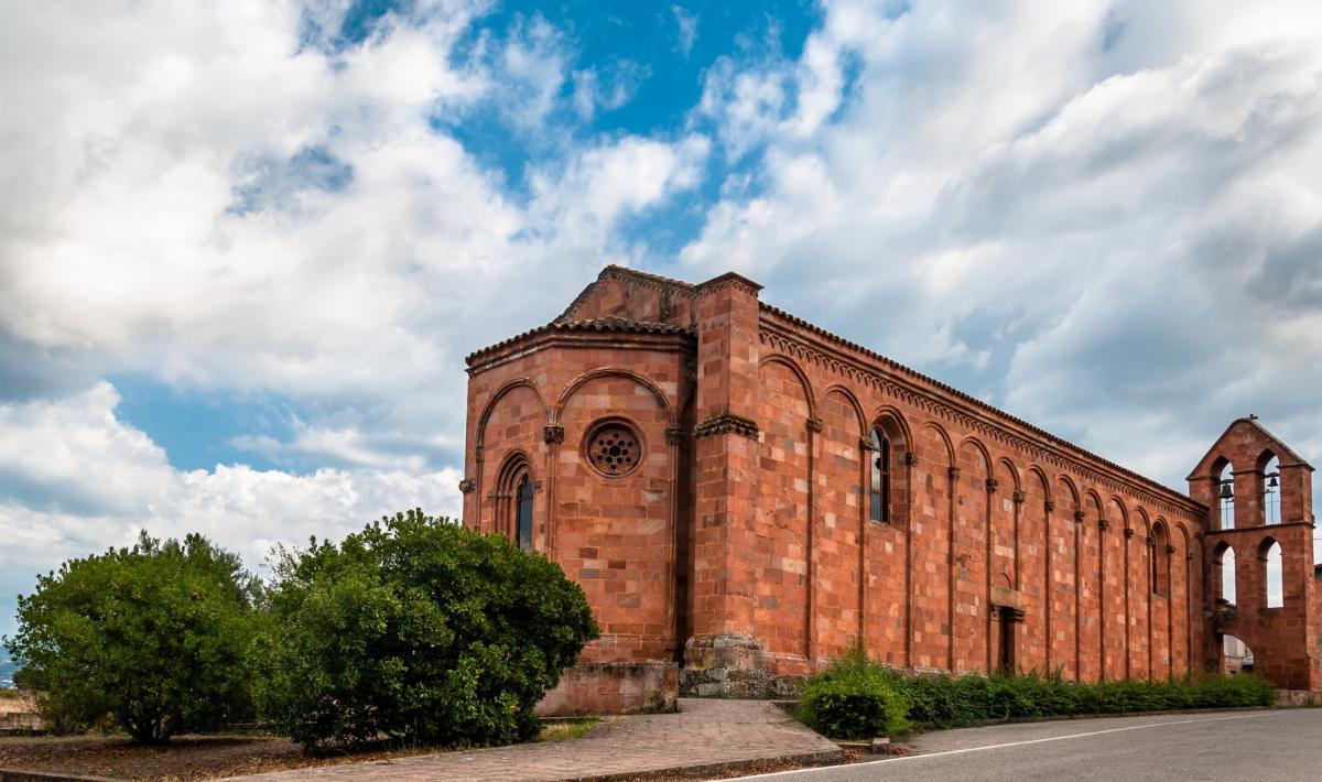 San Pietro di Zuri - Ghilarza