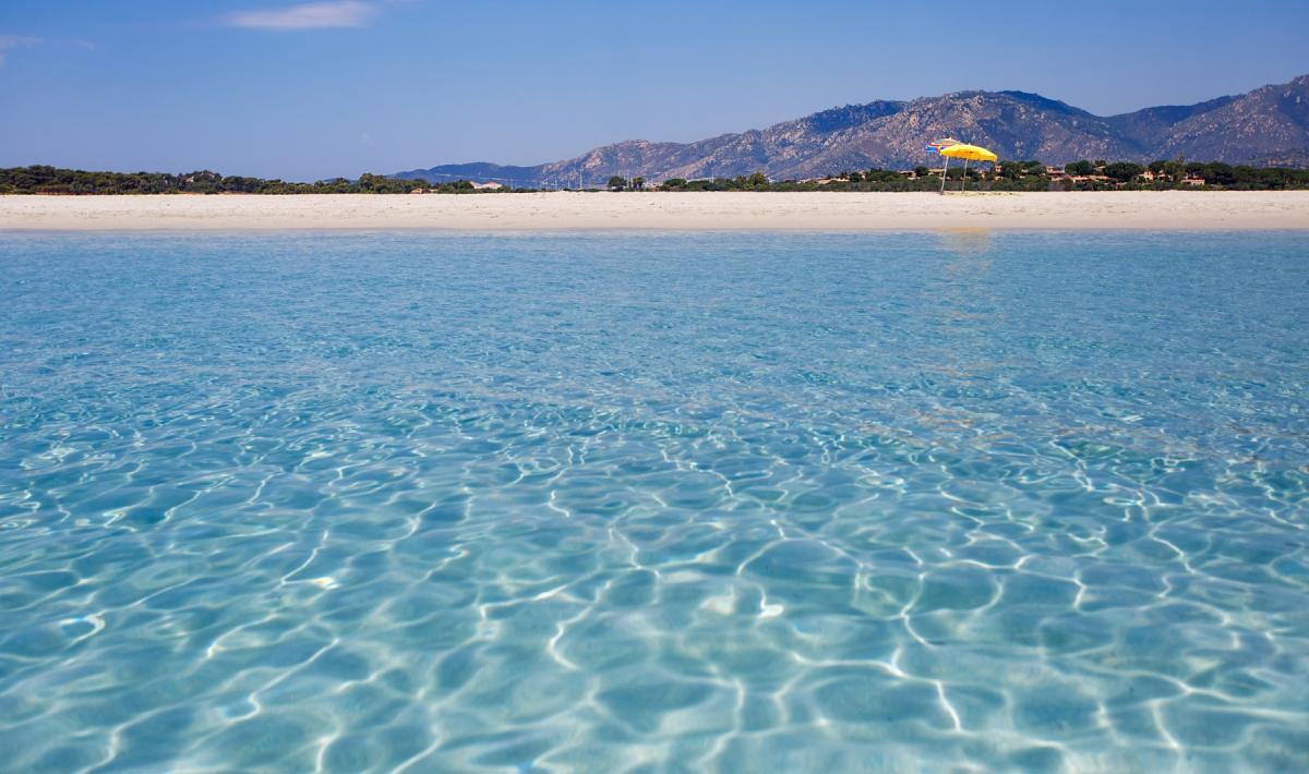 Piscina rei sardegnaturismo sito ufficiale del turismo della regione sardegna - Spiaggia piscina rei ...