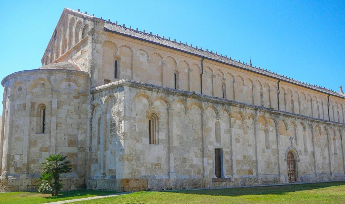 Basilica di San Gavino - Porto Torres