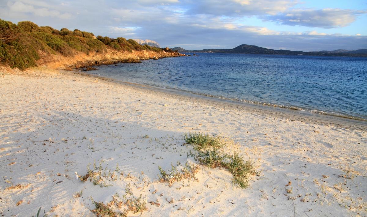 Spiaggia di Pittulongu - Olbia