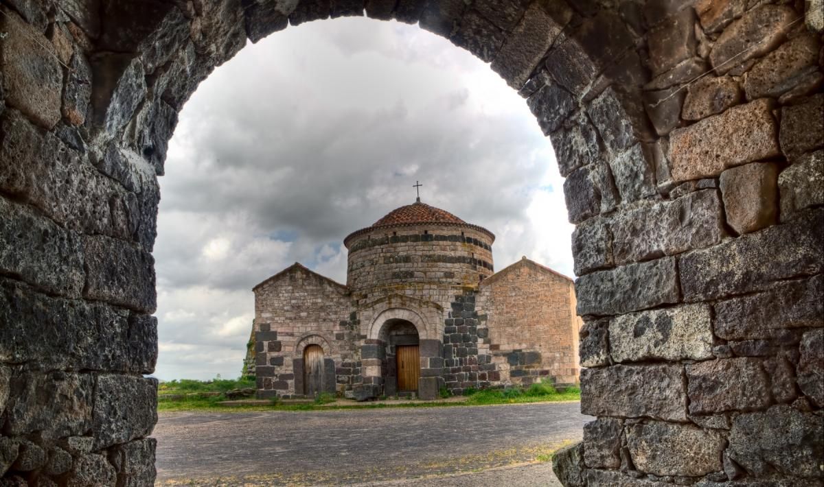 Chiesa di santa Sabina - Silanus
